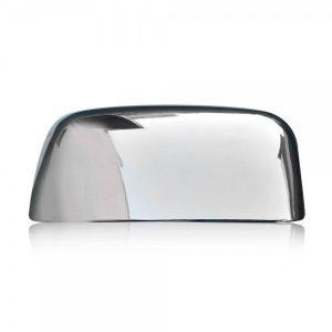 Par aplique retrovisor Ford EcoSport Cromado 03/13