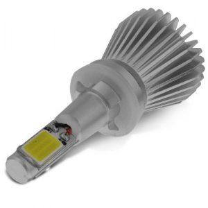 Kit Lampada Super Led H27 6000K Branca