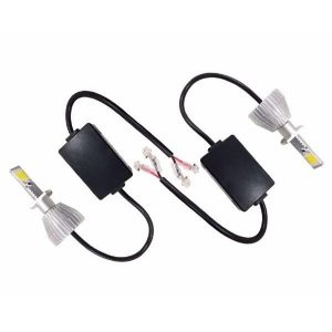 Kit Lampada Super Led H3 6000K Branca