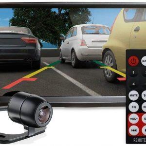 Central Multimidia MP5 USB Sd Bluetooth Espelhahento e Camera de Ré Estacionamento